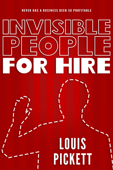 Invisible People for Hire - cover