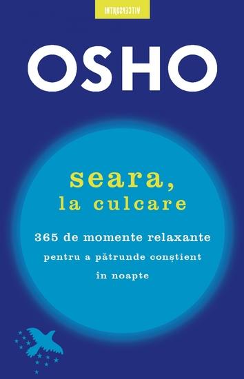OSHO Seara La Culcare - cover