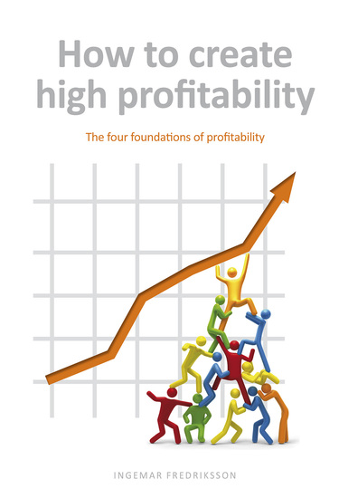 How to create high profitability - The four foundations of profitability - cover