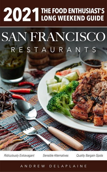 San Francisco Restaurants 2021 - cover