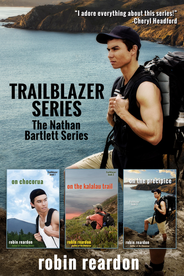 The Trailblazer Series - The Nathan Bartlett Story - cover