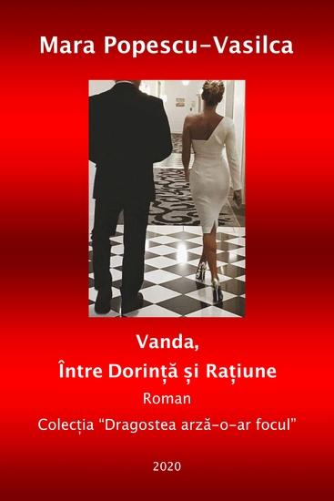 Vanda între dorință și rațiune - Roman de dragoste - cover