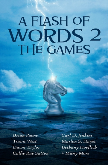 A Flash of Words 2 - The Games - cover
