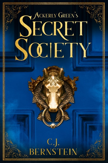 Ackerly Green's Secret Society - cover
