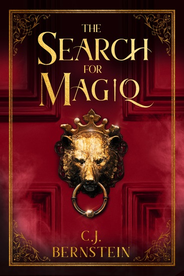 The Search For Magiq - cover