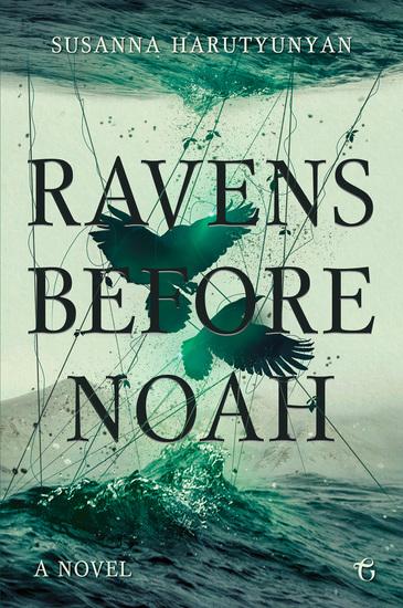 Ravens before Noah - cover