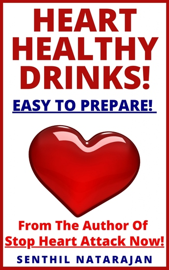 Heart Healthy Drinks - cover