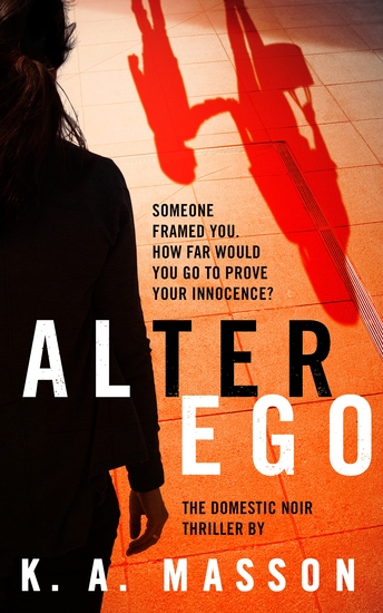 Alter Ego - cover