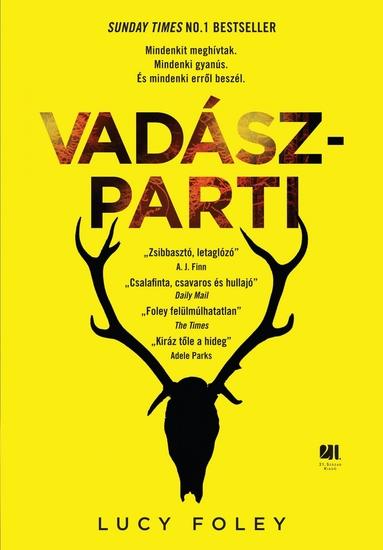 Vadászparti - cover