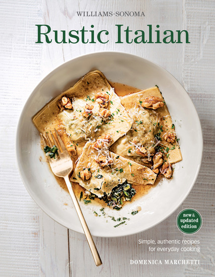 Rustic Italian - Simple Authentic Recipes for Everyday Cooking - cover