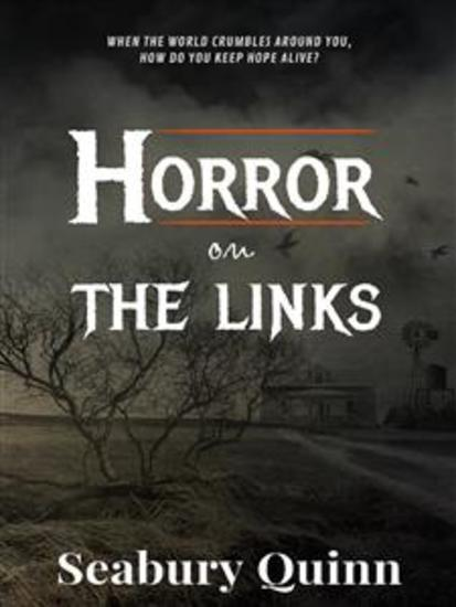 The Horror on The Links - cover