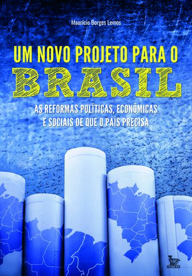 Um novo projeto para o Brasil - cover