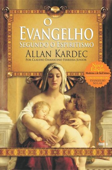 O Evangelho Segundo o Espiritismo - cover