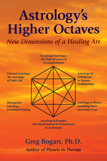 Astrology's Higher Octaves - New Dimensions of a Healing Art - cover