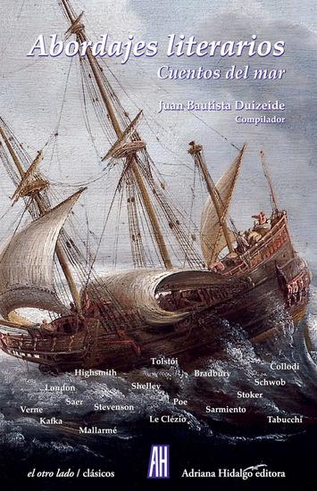 Abordajes literarios - Cuentos del mar - cover