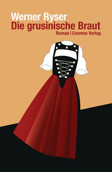 Die grusinische Braut - Roman - cover