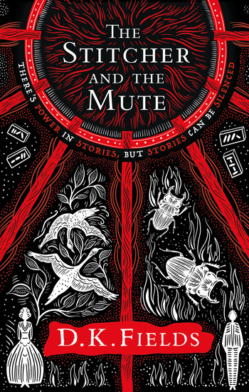 The Stitcher and the Mute - cover