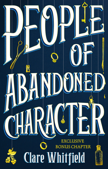 People of Abandoned Character - cover