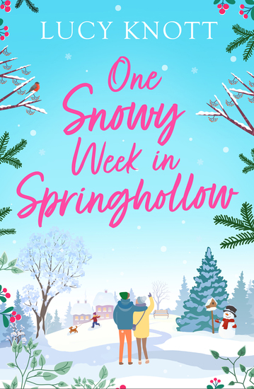 One Snowy Week in Springhollow - cover