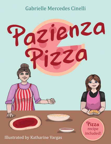 Pazienza Pizza - cover