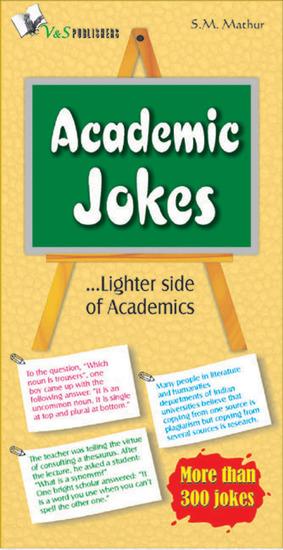 Academic Jokes - cover