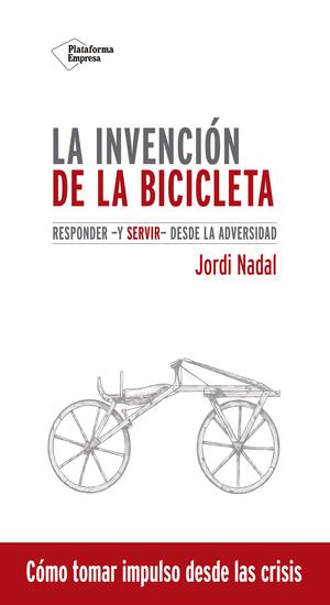 La invención de la bicicleta - cover