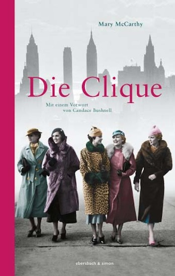 Die Clique - cover