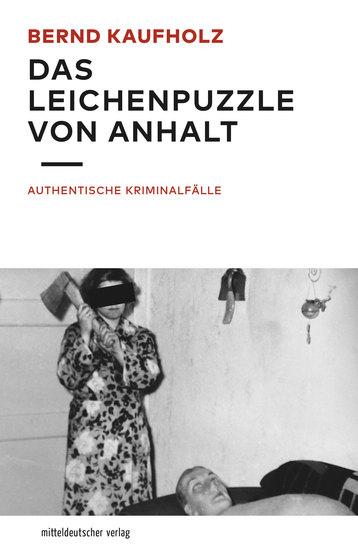 Das Leichenpuzzle von Anhalt - cover