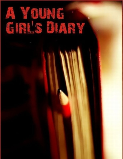 A Young Girl's Diary - cover