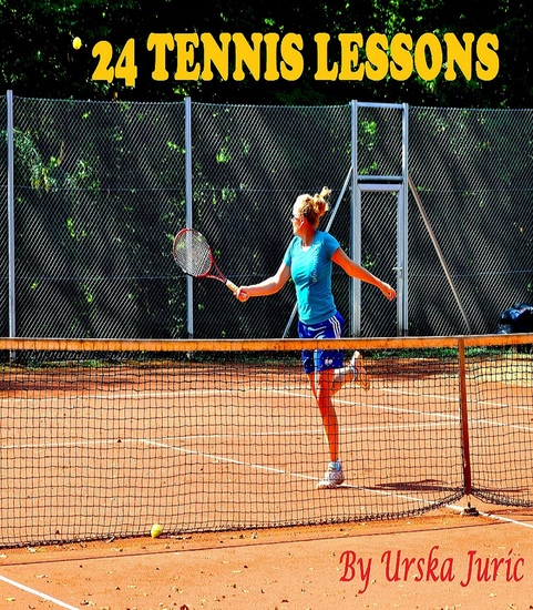 24 Tennis Lessons - cover