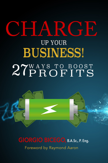 Charge Up Your Business! - 27 Ways to Boost Profits - cover