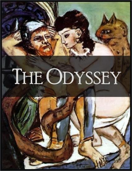 the story of odysseus