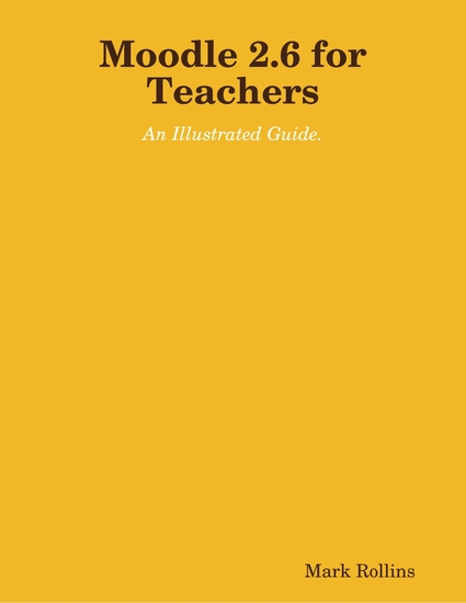 Moodle 26 for Teachers - cover