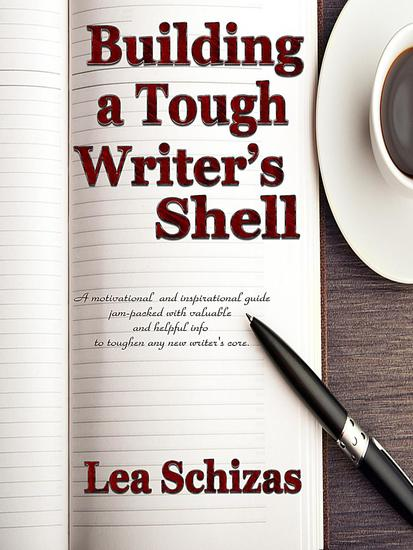 Building a Tough Writer's Shell - cover