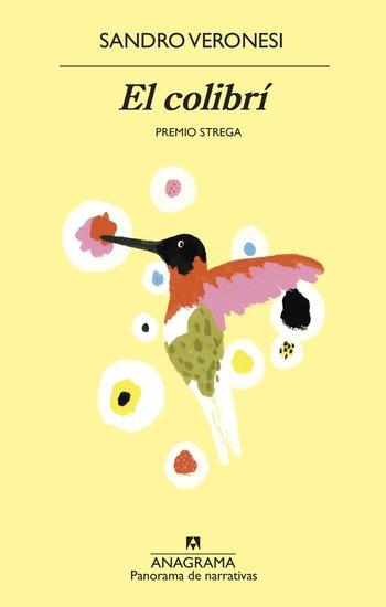 El colibrí - cover