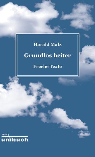 Grundlos heiter - Freche Texte - cover
