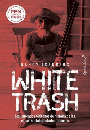 White trash - [Escoria blanca] - cover