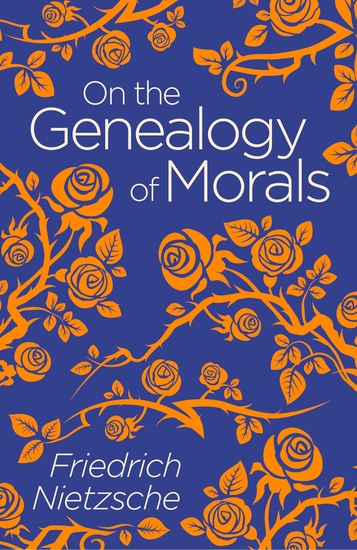 On the Genealogy of Morals - cover