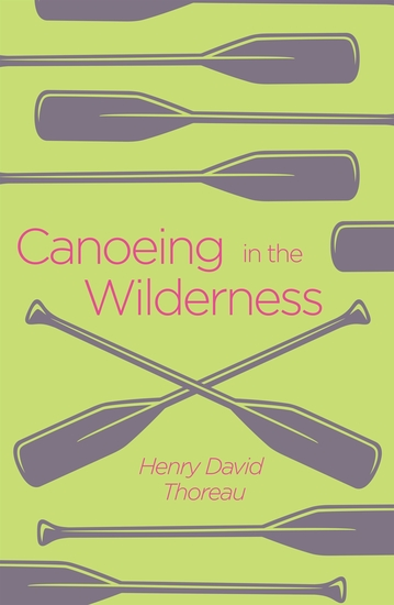 Canoeing in the Wilderness - cover