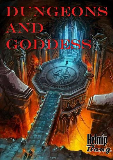 Dungeons And Goddess - cover