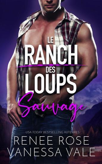Sauvage - Le ranch des Loups #4 - cover
