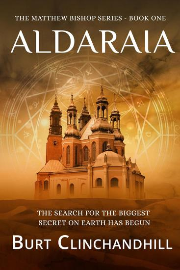 Aldaraia - Matthew Bishop #1 - cover