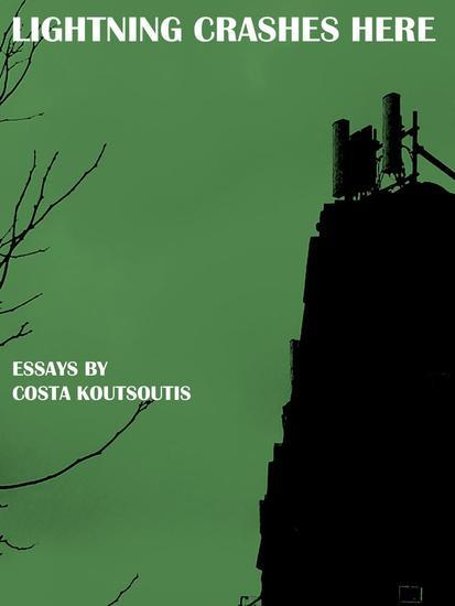 Lightning Crashes Here: Essays - cover