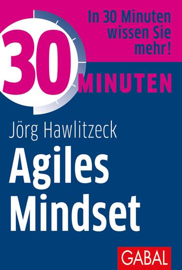 30 Minuten Agiles Mindset - cover