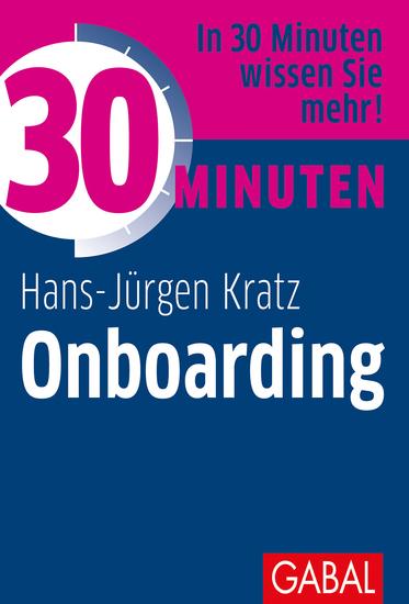 30 Minuten Onboarding - cover