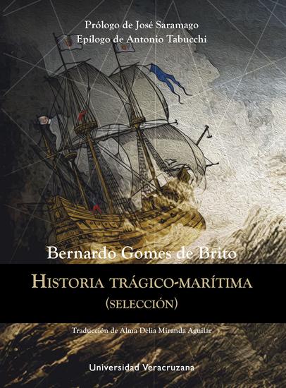 Historia trágico-marítima - Selección - cover
