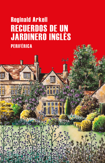 Recuerdos de un jardinero inglés - cover