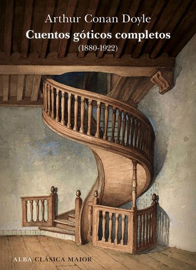 Cuentos góticos completos (1880-1922) - cover