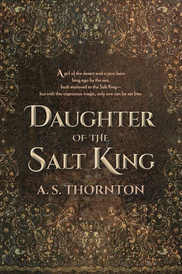 Daughter of the Salt King - cover