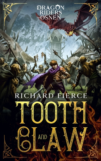 Tooth and Claw - Dragon Riders of Osnen Book 7 - cover